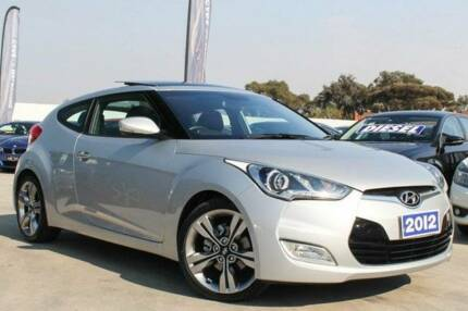 FROM $81 P/WEEK ON FINANCE* 2012 HYUNDAI VELOSTER + COUPE