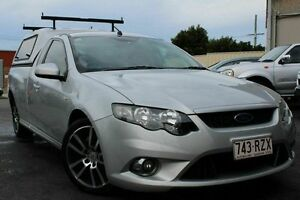 2011 Ford Falcon FG MkII XR6 Ute Super Cab Silver 6 Speed Sports Automatic Utility Wakerley Brisbane South East Preview