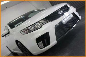 2012 Kia Cerato TD MY13 Koup SI White 6 Speed Manual Coupe Blacktown Blacktown Area Preview