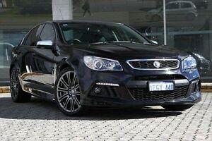 2013 Holden Special Vehicles Senator Black Sports Automatic Sedan St James Victoria Park Area Preview