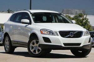 2013 Volvo XC60 DZ MY13 T5 PwrShift White 6 Speed Sports Automatic Dual Clutch Wagon Kedron Brisbane North East Preview