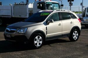 2010 Holden Captiva CG MY10 5 AWD Gold 5 Speed Sports Automatic Wagon Gympie Gympie Area Preview