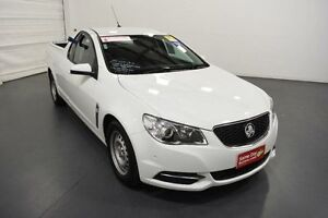 2015 Holden Ute VF MY15 Heron White 6 Speed Automatic Utility Moorabbin Kingston Area Preview