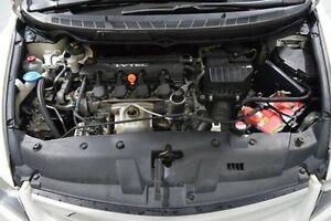 2008 Honda Civic 8th Gen MY08 Sport White 5 Speed Manual Sedan Invermay Launceston Area Preview