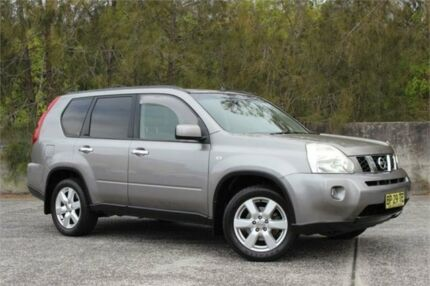 2010 Nissan X-Trail T31 MY 10 ST-L (4x4) Grey 6 Speed CVT Auto Sequential Wagon West Gosford Gosford Area Preview