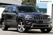2014 Jeep Grand Cherokee WK MY15 Limited Grey 8 Speed Sports Automatic Wagon Liverpool Liverpool Area Preview