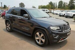 2014 Jeep Grand Cherokee WK MY2014 Overland Dark 8 Speed Sports Automatic Wagon Elderslie Camden Area Preview