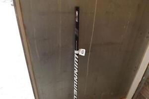 Manches de baton de hockey