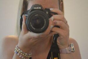Nikon d300 bundle kit like new!