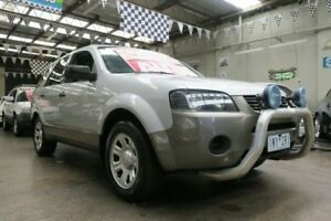 2009 Ford Territory SY Mkii TX (RWD) 4 Speed Auto Seq Sportshift Wagon Mordialloc Kingston Area Preview