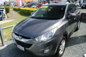 2012 Hyundai ix35 LM MY12 Elite AWD Grey 6 Speed Sports Automatic Wagon Ormiston Redland Area Preview
