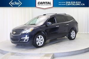 2016 Chevrolet Traverse 1LT AWD *Heated Seats-Quads-Sunroof-3rd