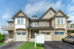 3 Bed, 3 Bath Executive Townhome In South Ajax