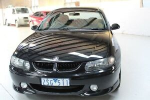 2001 Holden Ute VU II Fifty Black Manual Utility Knoxfield Knox Area Preview