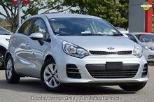 2015 Kia Rio UB MY15 S-Premium Bright Silver 4 Speed Sports Automatic Hatchback Mount Gravatt Brisbane South East Preview