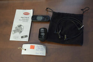 *Hahnel Gig T Pro II Interval Timer & Wireless Remote Control***