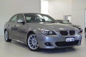 2006 BMW 530D E60 Steptronic Grey 6 Speed Sports Automatic Sedan Myaree Melville Area Preview