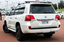 2013 Toyota Landcruiser URJ202R MY13 VX Crystal Pearl 6 Speed Sports Automatic Wagon Wangara Wanneroo Area Preview