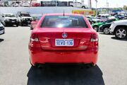 2008 Holden Commodore VE SS Red 6 Speed Sports Automatic Sedan Myaree Melville Area Preview