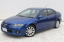 2006 Mazda 6  Blue Sports Automatic Sedan Embleton Bayswater Area Preview