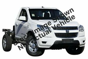 2015 Holden Colorado RG MY15 LS Summit White 6 Speed Sports Automatic Cab Chassis Aspley Brisbane North East Preview