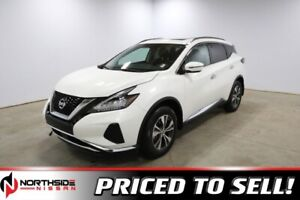 2019 Nissan Murano AWD SV HEATED FRONT SEATS, BACK UP CAMERA, AP