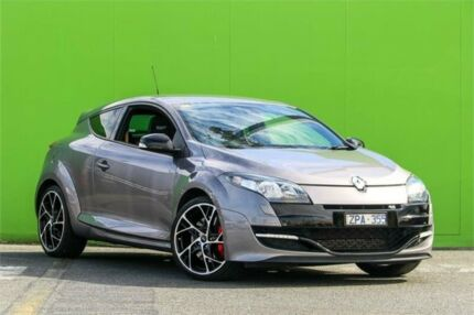 2012 Renault Megane III D95 R.S. 265 Trophy Grey 6 Speed Manual Coupe