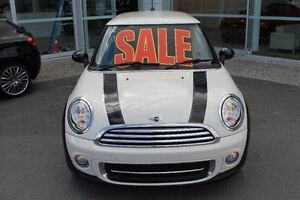 2013 Mini Hatch R56 LCI White 6 Speed Sports Automatic Hatchback Mount Gravatt Brisbane South East Preview