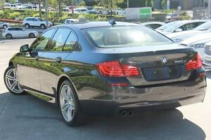 2012 BMW 520D F10 MY12 Grey 8 Speed Automatic Sedan Petersham Marrickville Area Preview