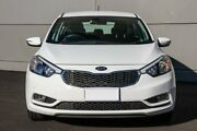 2016 Kia Cerato YD MY16 S White 6 Speed Sports Automatic Hatchback Maddington Gosnells Area Preview