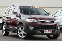 2012 Holden Captiva CG Series II Maroon 6 Speed Sports Automatic Wagon Wilston Brisbane North West Preview