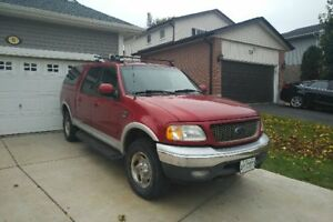 2003 Ford F-150 XLT-5.4L Triton, 4x4,selling for parts only
