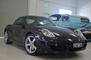 2006 Porsche Cayman 987 S Black 5 Speed Sports Automatic Coupe Myaree Melville Area Preview