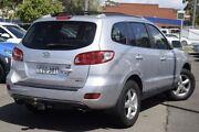 2008 Hyundai Santa Fe CM MY07 Upgrade SLX CRDi (4x4) Silver 5 Speed Automatic Wagon Brookvale Manly Area Preview