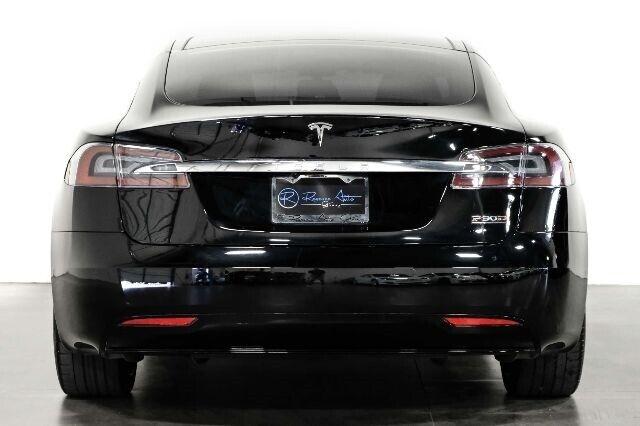 Image 5 Coche Americano usado Tesla Model S 2016
