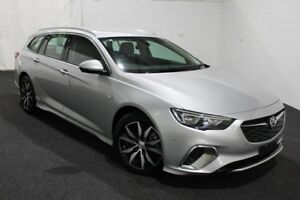 2017 Holden Commodore ZB MY18 RS Sportwagon Nitrate 9 Speed Sports Automatic Wagon