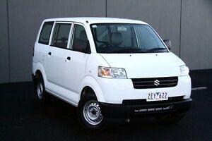 2012 Suzuki APV GD MY06 Upgrade White 5 Speed Manual Van Cranbourne Casey Area Preview