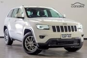2016 Jeep Grand Cherokee WK MY15 Laredo 4x2 White 8 Speed Sports Automatic Wagon Myaree Melville Area Preview