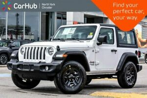 2019 Jeep Wrangler Sport|New Car|4x4|Backup_Cam|Bluetooth|Voice.
