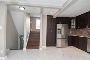 Gorgeous 3+1 B/R, 2 Kit T/House With Finish Bsmt at Albion/Finch