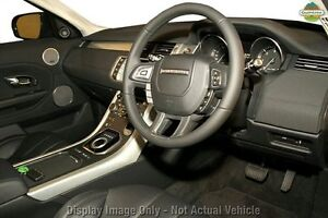 2013 Land Rover Range Rover Evoque L538 MY13 Si4 CommandShift Pure Black 6 Speed Sports Automatic Osborne Park Stirling Area Preview