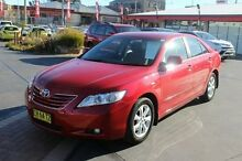 2009 Toyota Camry ACV40R 09 Upgrade Ateva Red 5 Speed Automatic Sedan South Maitland Maitland Area Preview