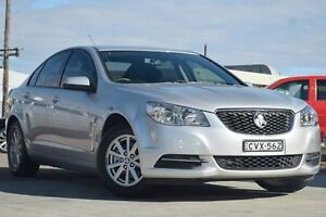 2014 Holden Commodore VF MY14 Evoke Silver 6 Speed Sports Automatic Sedan Waitara Hornsby Area Preview