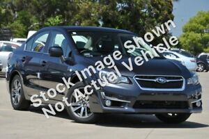 2016 Subaru Impreza G4 MY16 2.0i Lineartronic AWD Premium Grey 6 Speed Constant Variable Sedan West Ryde Ryde Area Preview