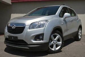 2016 Holden Trax Silver Automatic Wagon Dandenong Greater Dandenong Preview