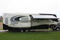 2011 DRV Elite Suite, 36'/ fifth wheel/ camping trailer/camper