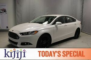 2016 Ford Fusion SE Navigation (GPS),  Leather,  Heated Seats,   Edmonton Edmonton Area image 1