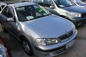 2001 Nissan Pulsar N16 ST Silver 4 Speed Automatic Sedan Mitchell Gungahlin Area Preview