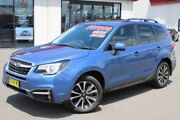 2016 Subaru Forester S4 MY16 2.0D-S CVT AWD Blue 7 Speed Constant Variable Wagon Run-o-waters Goulburn City Preview