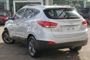 2015 Hyundai ix35 LM Series II Elite (AWD) Silver 6 Speed Automatic Wagon Zetland Inner Sydney Preview
